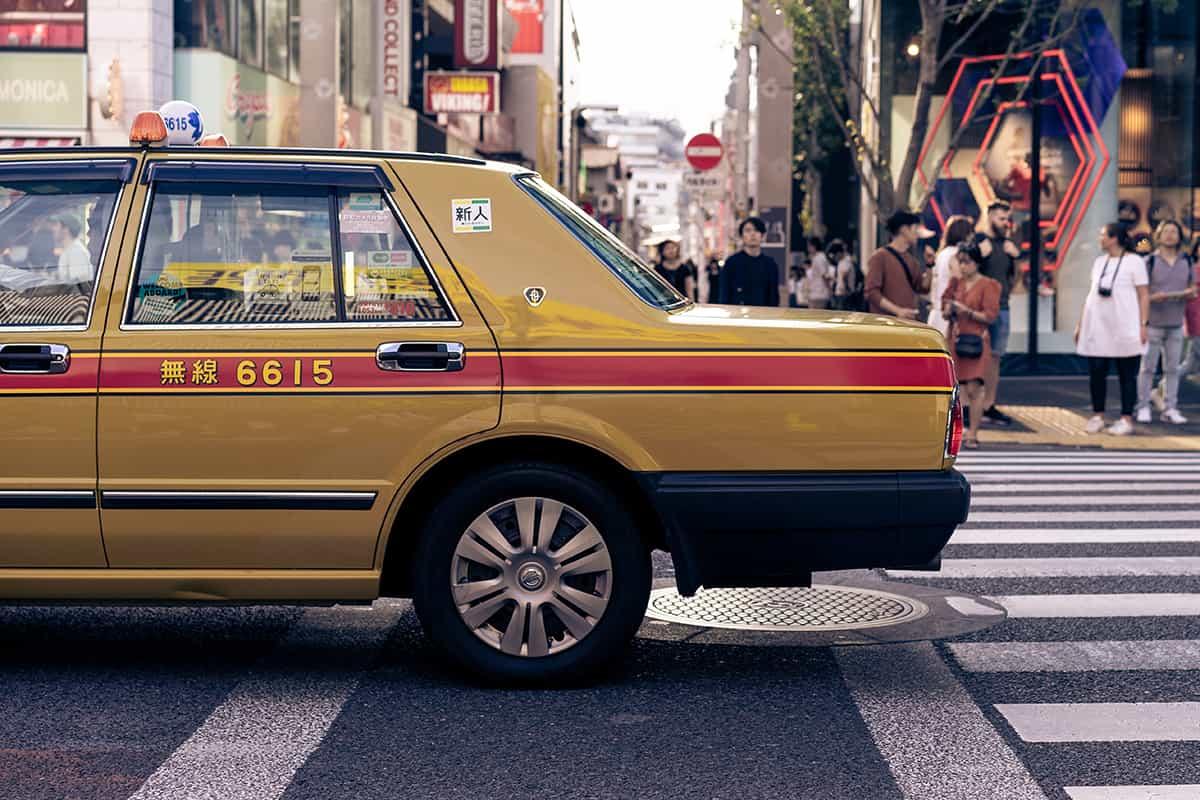 タクシーの日,8月5日,由来,イベント,自動ドア,助手席