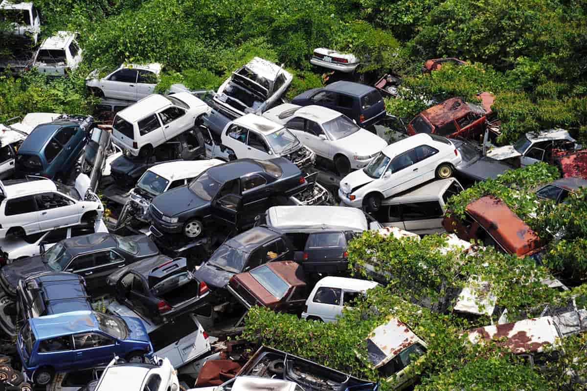 廃車リサイクルの日,8月14日,意味,由来,自動車リサイクル券