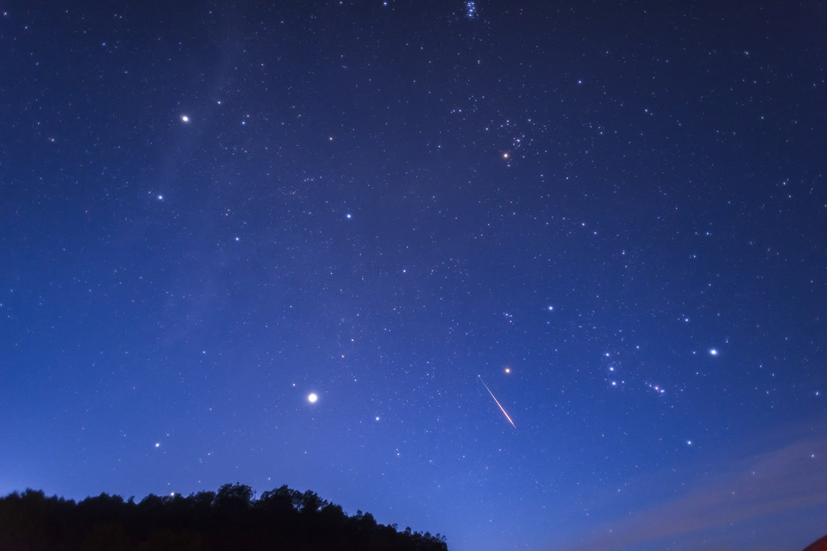 ペルセウス座流星群,2020,いつ,観測条件,コツ