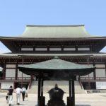成田山新勝寺 2021年 初詣 混雑状況 駐車場 屋台